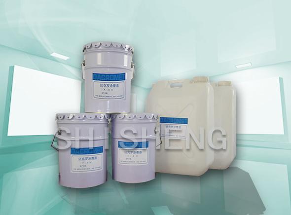 Water base zinc chromium c